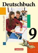 Cover-Bild zu Deutschbuch 9. Schuljahr. Neue Grundausgabe. Schülerbuch von Berghaus, Christoph