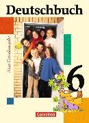 Cover-Bild zu Deutschbuch 6. Schuljahr. Neue Grundausgabe. Schülerbuch von Berghaus, Christoph