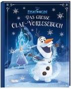 Cover-Bild zu Disney, Walt: Disney: Das große Olaf-Vorlesebuch