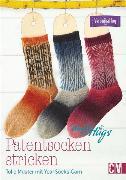 Cover-Bild zu eBook Woolly Hugs Patentsocken stricken