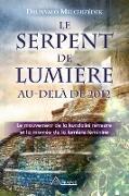 Cover-Bild zu Melchizedek, Drunvalo: Le serpent de lumiere (eBook)