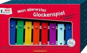 Cover-Bild zu Coulmann, Jennifer (Illustr.): Mein allererstes Glockenspiel