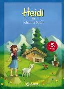 Cover-Bild zu Margineanu, Sandra: Heidi