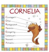 Cover-Bild zu Namenskalender Cornelia