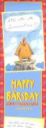 Cover-Bild zu Happy Bärsday. Geburtstagskalender