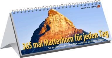 Cover-Bild zu 365 x Matterhorn für jeden Tag