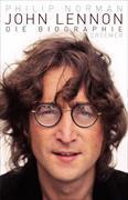 Cover-Bild zu Norman, Philip: John Lennon (eBook)
