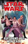 Cover-Bild zu Gillen, Kieron: Star Wars Comics: Aufstand auf Mon Cala
