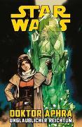 Cover-Bild zu Gillen, Kieron: Star Wars Comics: Doktor Aphra II: Unglaublicher Reichtum