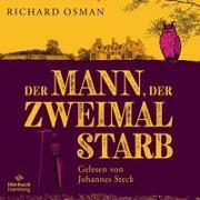 Cover-Bild zu Osman, Richard: Der Mann, der zweimal starb (Die Mordclub-Serie 2)