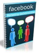 Cover-Bild zu Engelbrecht, Constanze: facebook Marketing Geheimnisse (eBook)