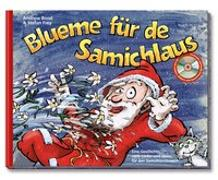 Cover-Bild zu Blueme für de Samichlaus (mit CD)