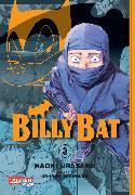 Cover-Bild zu Urasawa, Naoki: Billy Bat 03