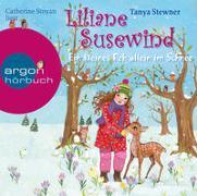 Cover-Bild zu Stewner, Tanya: Liliane Susewind - Ein kleines Reh allein im Schnee