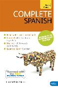 Cover-Bild zu Complete Spanish (Learn Spanish with Teach Yourself)