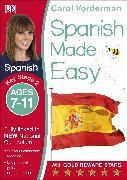 Cover-Bild zu Spanish Made Easy Ages 7-11 Key Stage 2