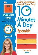 Cover-Bild zu 10 Minutes a Day Spanish Ages 7-11 Key Stage 2