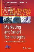 Cover-Bild zu Rocha, Álvaro (Hrsg.): Marketing and Smart Technologies (eBook)