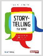 Cover-Bild zu Vonaesch, Franziska: Storytelling für KMU (eBook)