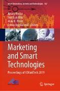 Cover-Bild zu Rocha, Álvaro (Hrsg.): Marketing and Smart Technologies: Proceedings of Icmarktech 2019