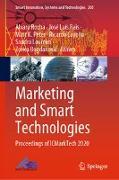 Cover-Bild zu Rocha, Álvaro (Hrsg.): Marketing and Smart Technologies: Proceedings of Icmarktech 2020