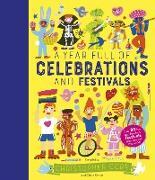 Cover-Bild zu Grace, Claire: A Year Full of Celebrations and Festivals (eBook)