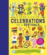 Cover-Bild zu Grace, Claire: A Year Full of Celebrations and Festivals: Over 90 Fun and Fabulous Festivals from Around the World!