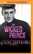 Cover-Bild zu Contreras, Claire: Wicked Prince