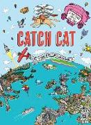 Cover-Bild zu Grace, Claire: Catch Cat: Discover the World in This Search and Find Adventure