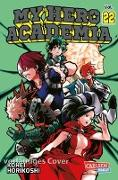 Cover-Bild zu Horikoshi, Kohei: My Hero Academia 22