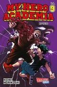 Cover-Bild zu Horikoshi, Kohei: My Hero Academia 9