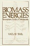 Cover-Bild zu Smil, Vaclav: Biomass Energies (eBook)