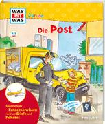 Cover-Bild zu Braun, Christina: WAS IST WAS Junior Band 15 Die Post