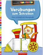 Cover-Bild zu Carstens, Birgitt: Vorübungen zum Schreiben