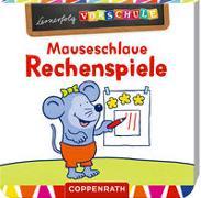 Cover-Bild zu Carstens, Birgitt: Mauseschlaue Rechenspiele