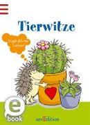 Cover-Bild zu Löwenberg, Ute: Tierwitze (eBook)