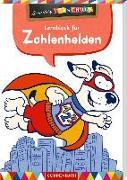 Cover-Bild zu Carstens, Birgitt: Lernblock für Zahlenhelden