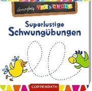 Cover-Bild zu Carstens, Birgitt: Superlustige Schwungübungen