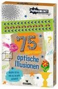 Cover-Bild zu Vogel, Elke: PhänoMINT 75 supercoole optische Illusionen