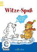 Cover-Bild zu Löwenberg, Ute: Witze-Spaß (eBook)