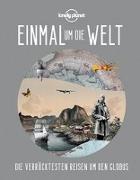 Cover-Bild zu Lonely Planet Einmal um die Welt (Around the World)