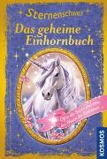 Cover-Bild zu Sternenschweif, Das geheime Einhornbuch