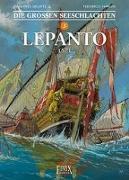Cover-Bild zu Delitte, Jean-Yves: Die Großen Seeschlachten 3. Lepanto
