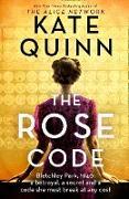 Cover-Bild zu Quinn, Kate: Rose Code (eBook)