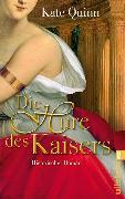 Cover-Bild zu Quinn, Kate: Die Hure des Kaisers (eBook)