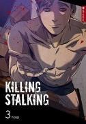 Cover-Bild zu Koogi: Killing Stalking 03