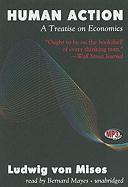 Cover-Bild zu Von Mises, Ludwig: Human Action: A Treatise on Economics
