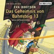 Cover-Bild zu Ibbotson, Eva: Das Geheimnis von Bahnsteig 13