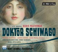 Cover-Bild zu Pasternak, Boris Leonidowitsch: Doktor Schiwago