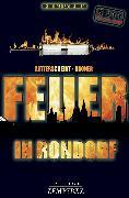 Cover-Bild zu Kroner, Ludwig: Feuer in Rondorf (eBook)